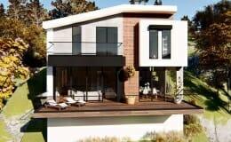 House A 1_3
